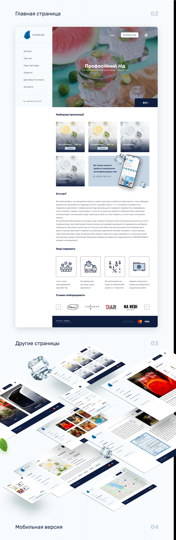 Лед Cеквана   Разработка веб-сайтов для вашего бизнеса   Kantora